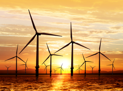 iStock 000016536752XSmall Alternative and Sustainable Energy Sources: Wind Power