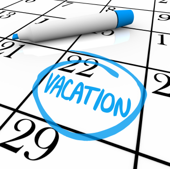 iStock 000014338851XSmall The Economics of Selecting Vacation Days