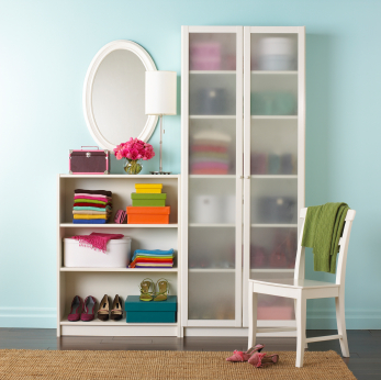 Staying Organized With A Big Wardrobe And a Small Closet