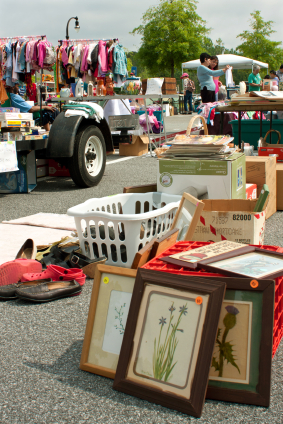 10 Steps To A Successful Garage Sale