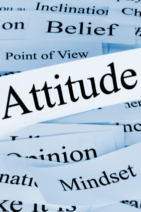 Make Life Better for Yourself: Change Your Attitude
