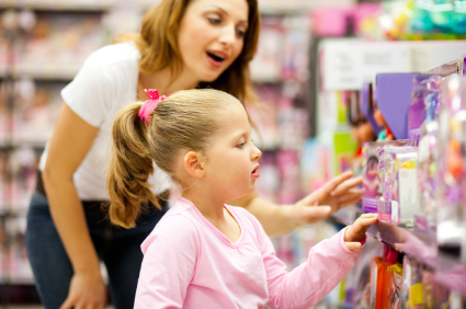 Take Your Kids on a Money Trip to the Store