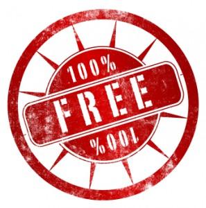 Free 100% stamp