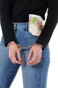 In Handschellen / In handcuffs