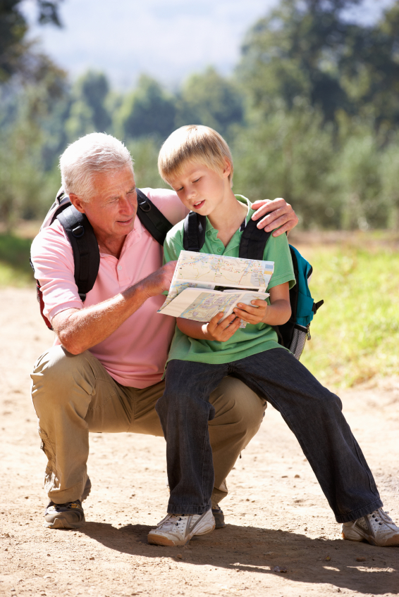 Build Memories and Spend Less on Your Grandchildren this Summer