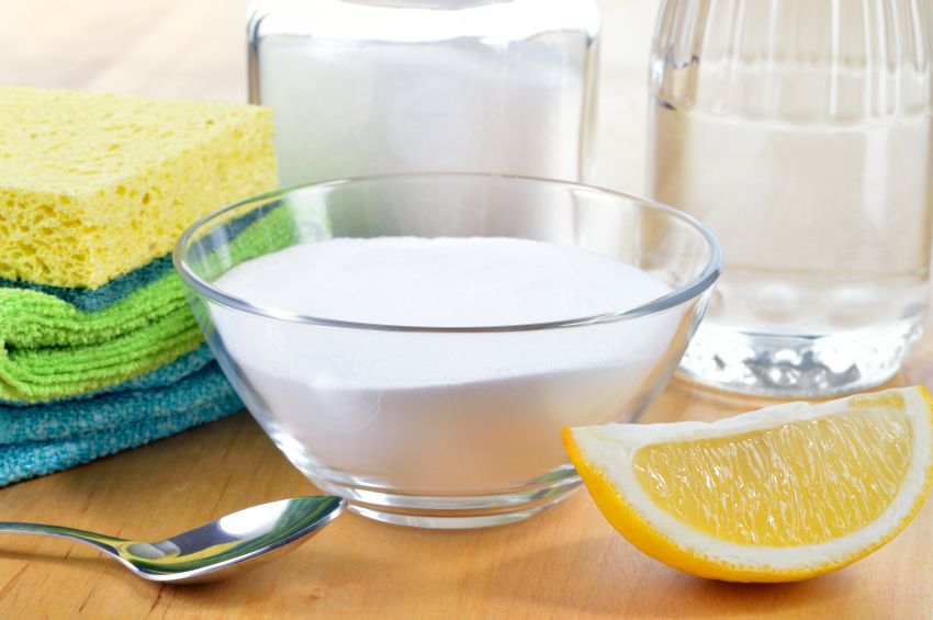 Using One Natural Cleaner To Clean Everything