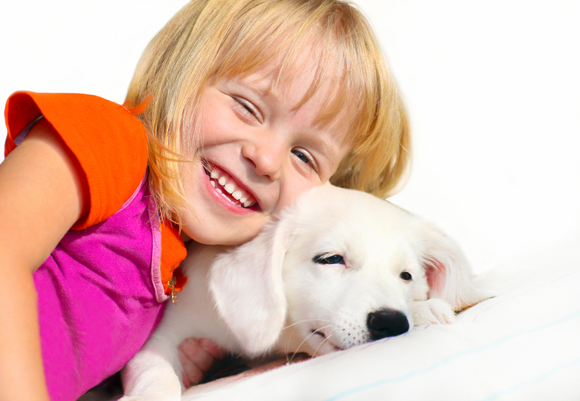 4 Ways Pet Ownership Can Benefit Children